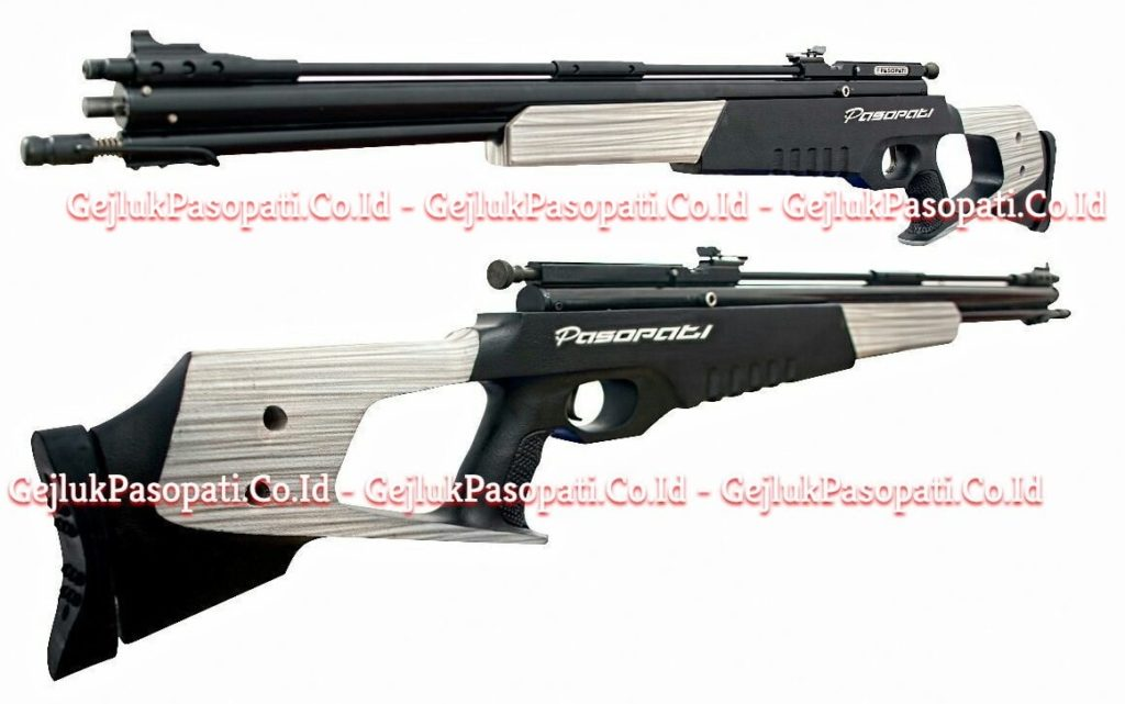 Senapan Angin Gejluk Pasopati Dragunov 25/60 Double Power